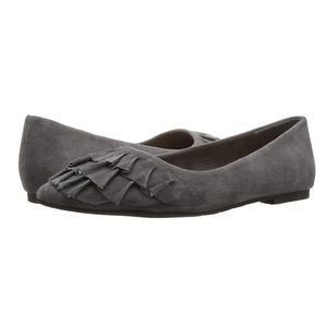 Seychelles Down Stage grey ballet flats